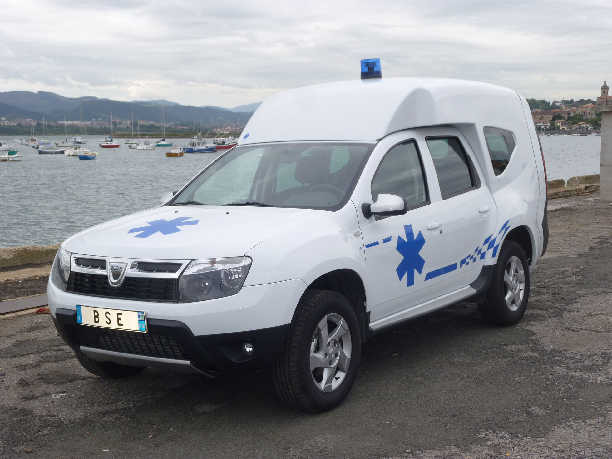 ford ranger ambulance