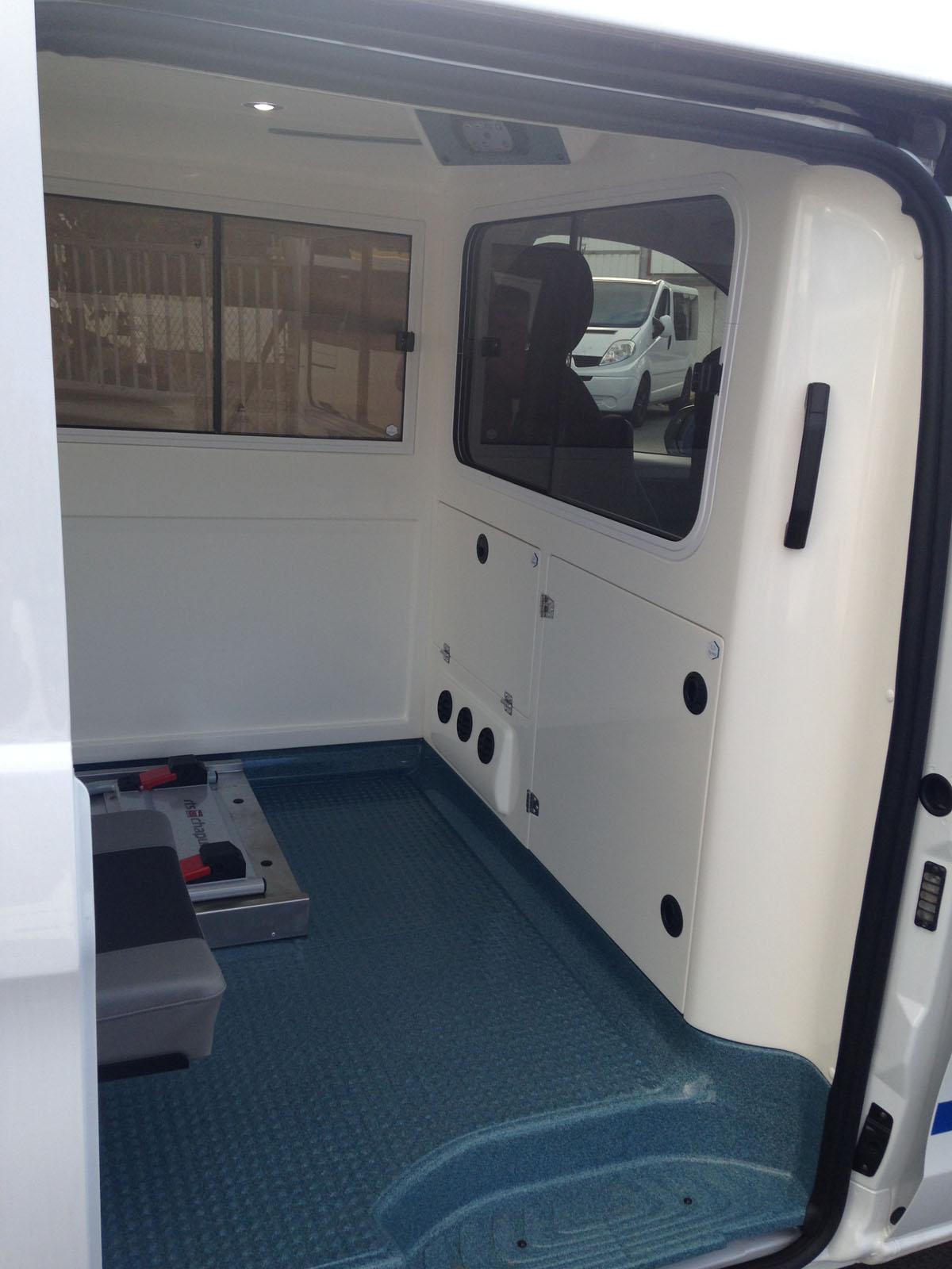 ambulance Mercedes Vito