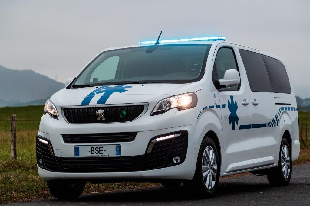 ambulance Peugeot