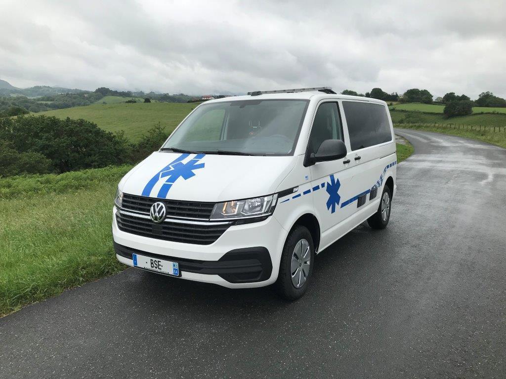 ambulance VW