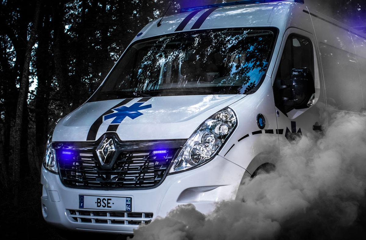 des innovations pour les ambulances et les véhicules de transport sanitaire en général