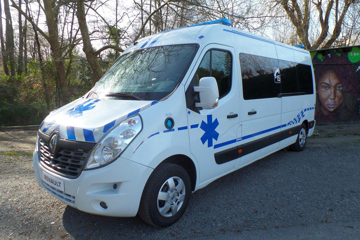 découvrez nos modèles d'ambulances pédiatriques