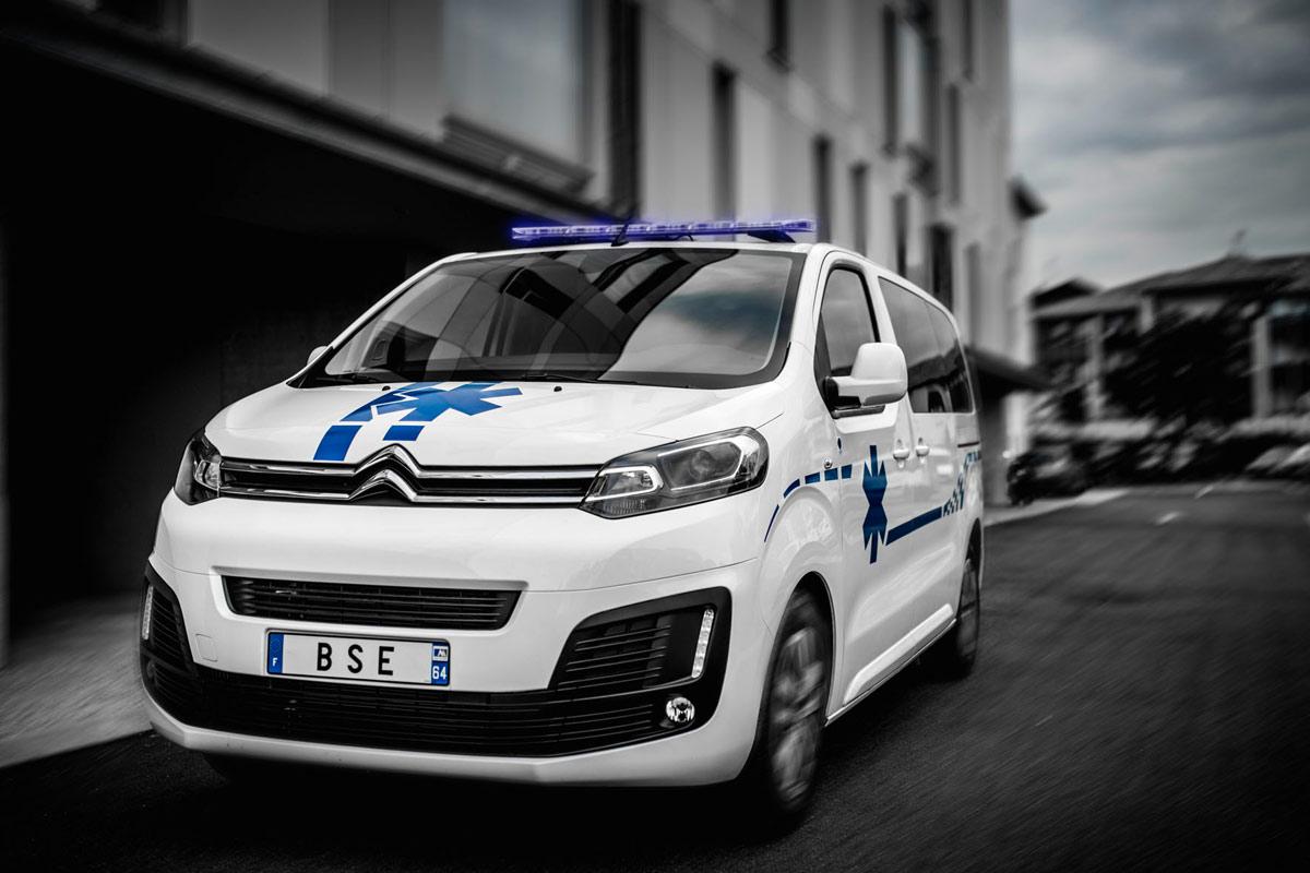 découvrez nos modèles d'ambulances de type A