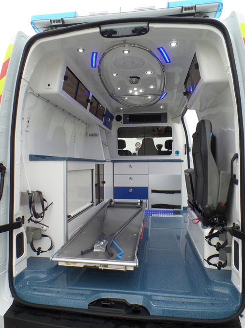 ambulance Opel