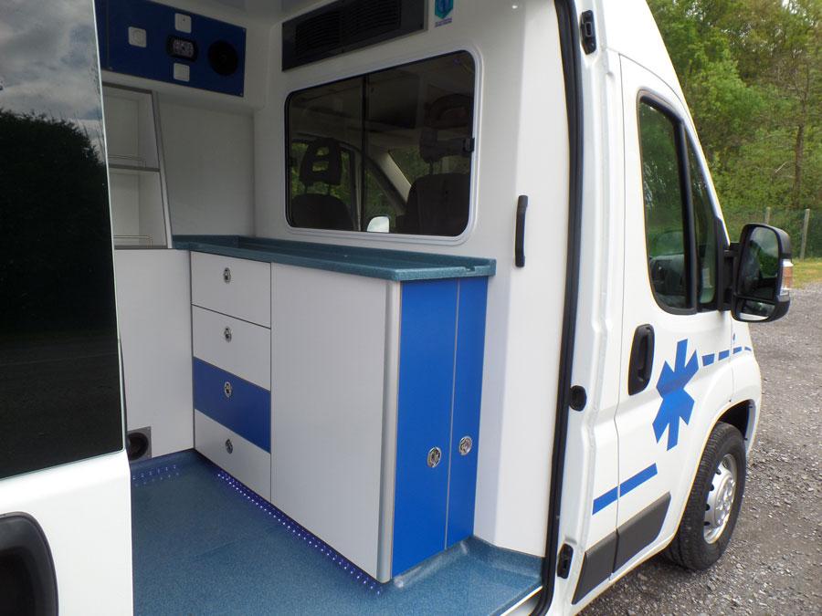 ambulance Citroen