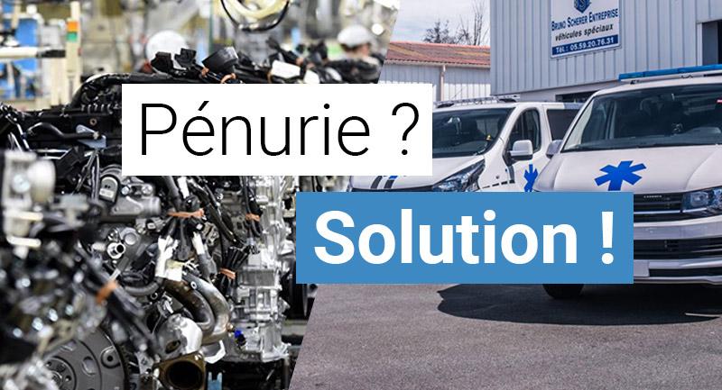 Une industrie automobile tendue : BSE anticipe et propose un stock de véhicules en livraison rapide !